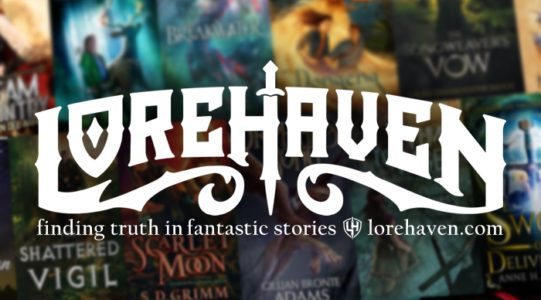 REVIEW from Lorehaven Magazine